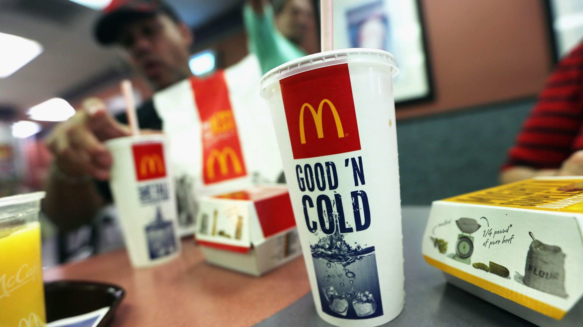 Here's Why The Coke At Mcdonald's Is So Good photo