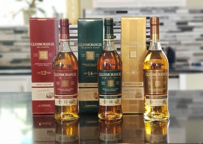Whisky Review Round Up: Glenmorangie photo