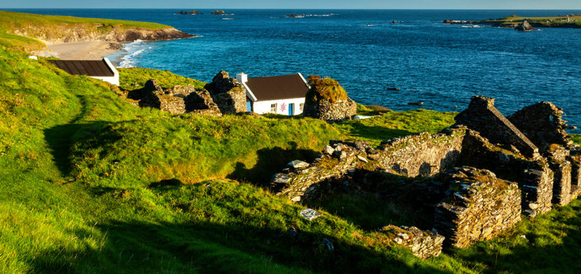 A Remote Irish Island Seeks A Temporary Coffee Shop Manager photo
