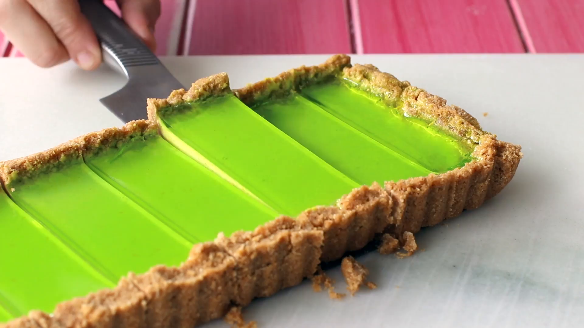 This Mountain Dew Cheesecake Will Change Your Life Forever! photo