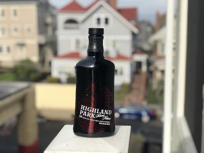 Whisky Review: Highland Park Twisted Tattoo photo