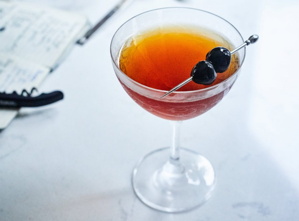 We Asked 7 Bartenders What Makes The Perfect Manhattan photo
