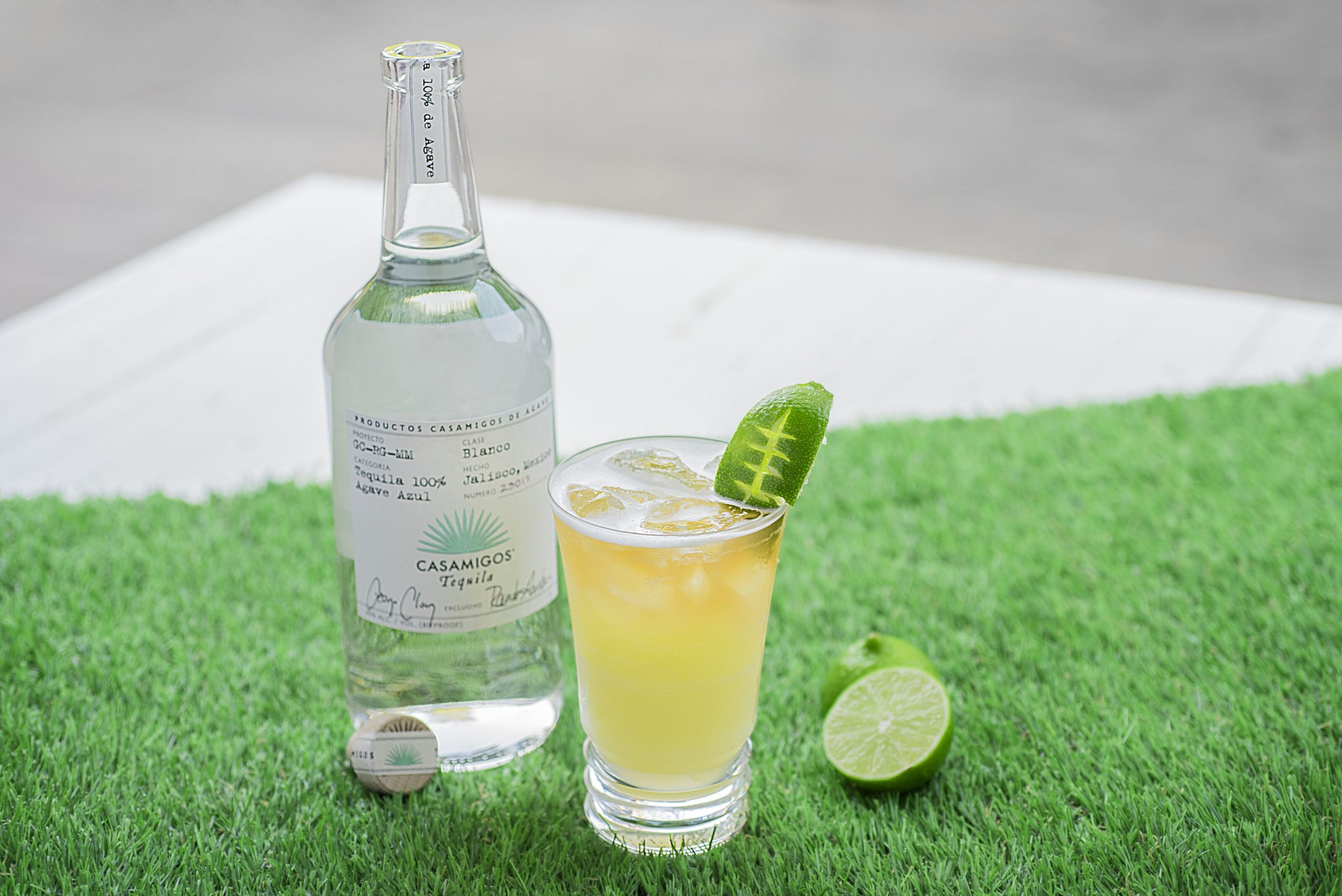 Casamigos Tequila Shakes Up Perfect Cocktails For A Big Game Party photo