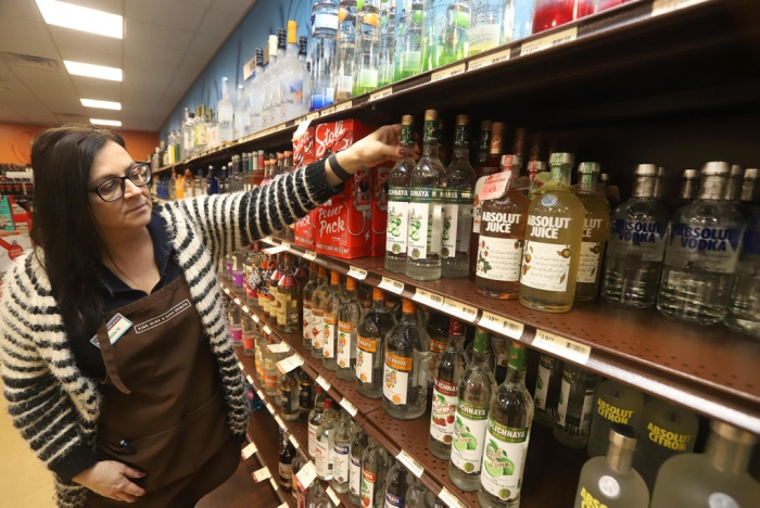 Vodka A Big Seller In Nepa As Overall Liquor Sales Climb photo