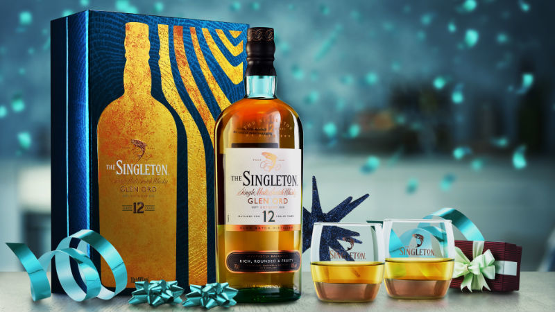 Celebrate Chinese New Year With The Singleton 12 Years Old photo