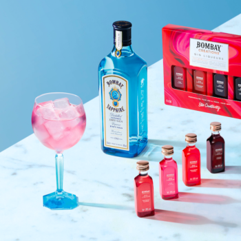 Bacardi Launches Bombay Sapphire Lower Abv Pink Gin Liqueurs photo