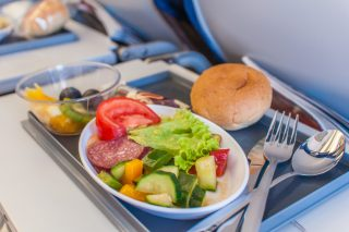 What You Should Know About Airplane Food photo