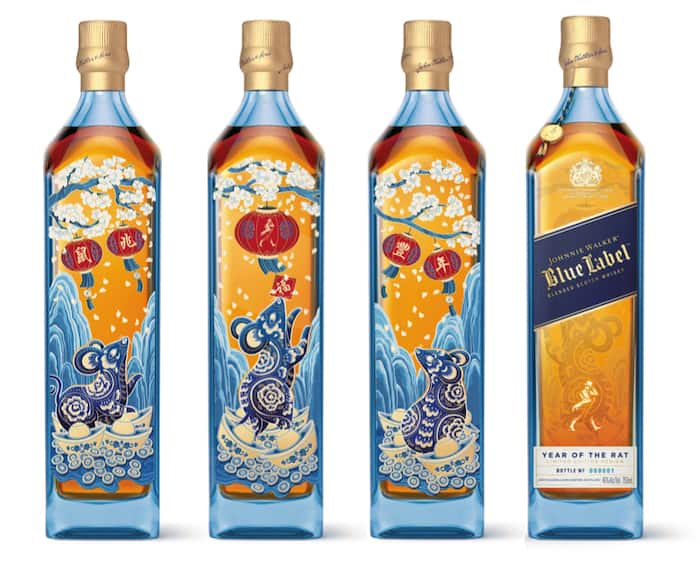 Latest Johnnie Walker Blue Bottling Celebrates Year Of The Rat photo