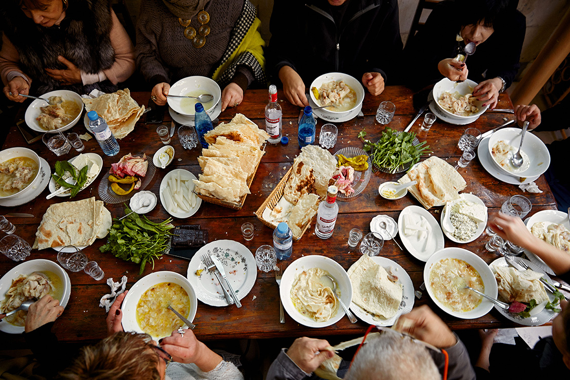 'the Centre Of Everything': Lavash Is An Exploration Of Armenian Cooking As It Exists Right Now photo