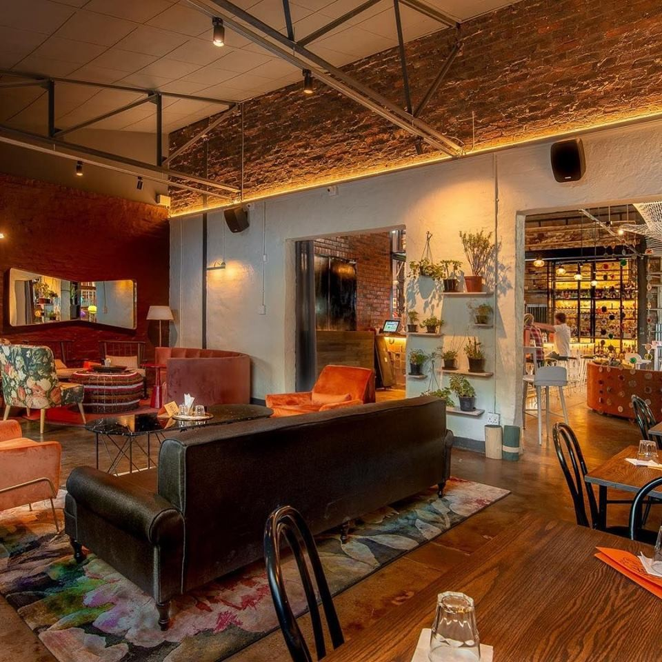 little fox bar The Hottest Cocktail Bars In South Africa To Chill Out At This Summer