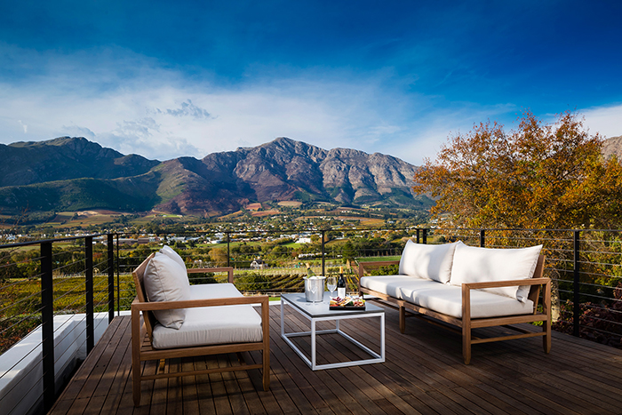 Feed Your Body And Soul At Mont Rochelle In Franschhoek photo