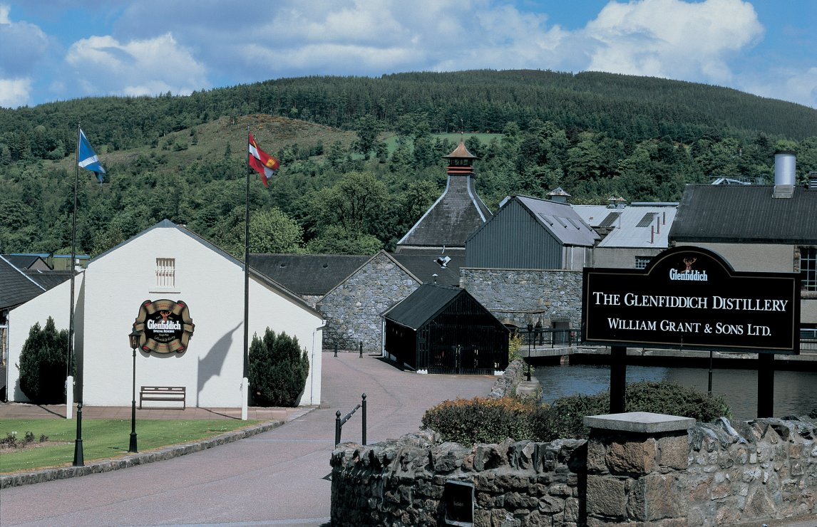 Outstanding Distiller 2019: William Grant & Sons photo