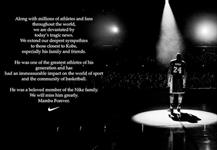 Brands Pay Tribute To Kobe Bryant photo