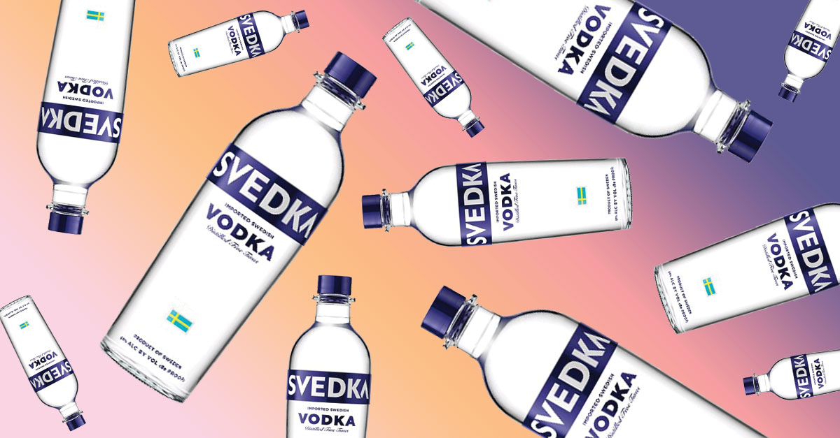 10 Things You Should Know About Svedka Vodka photo