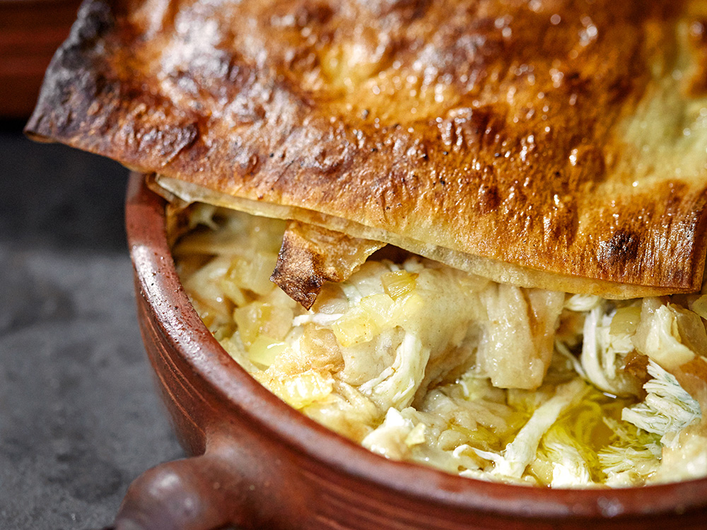 Cook This: Panrkhash ? Lavash And Cheese Bake ? From Lavash, The Cookbook photo