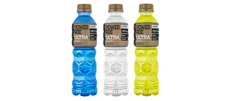 Coca Cola Expands Powerade Beverage Portfolio photo