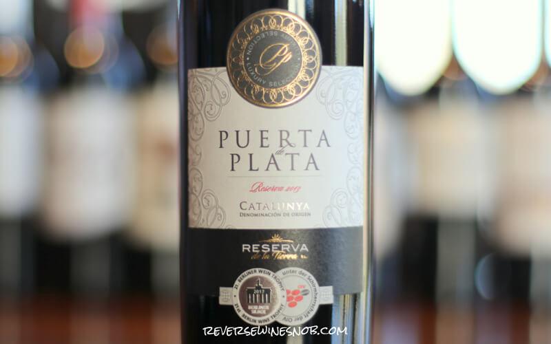 Puerta De Plata Reserva – A Solid Party Sipper • Reverse Wine Snob® photo