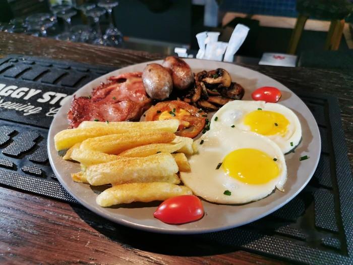 Uncle George Breakfast photo