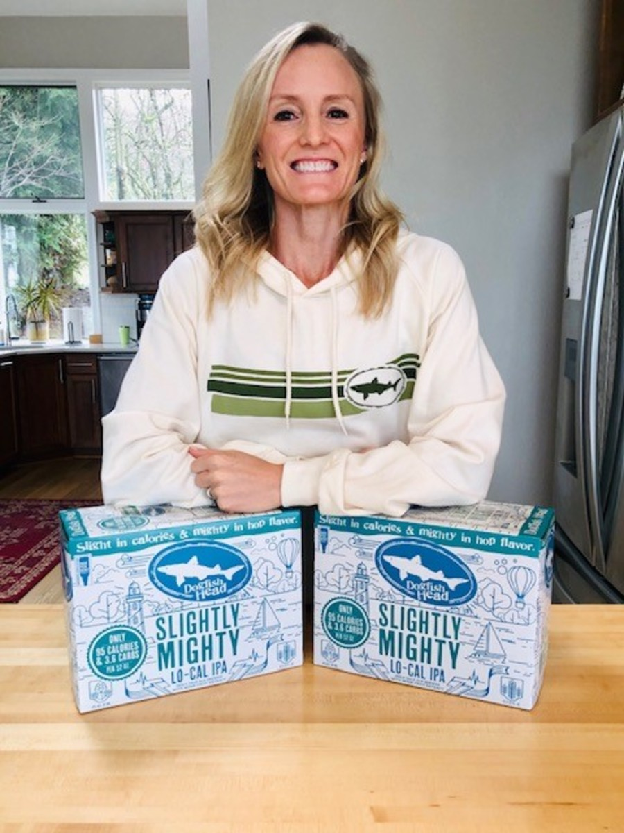 Dogfish Head Craft Brewery Sprints Into Its 25th Anniversary Year With Launch Of Virtual Run Club photo