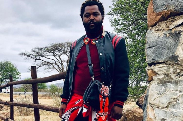 Sjava Shocks Fans With His 'muthi' Confession photo