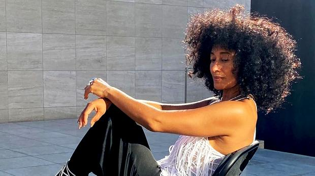 Tracee Ellis Ross' Curly Hair Struggles photo