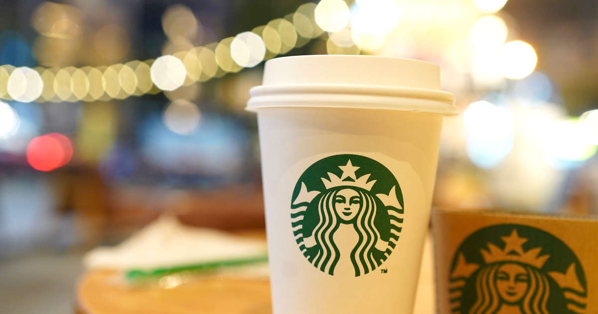 Starbucks Is Giving Out Free Drinks Today & Almost Everything Is Fair Game photo