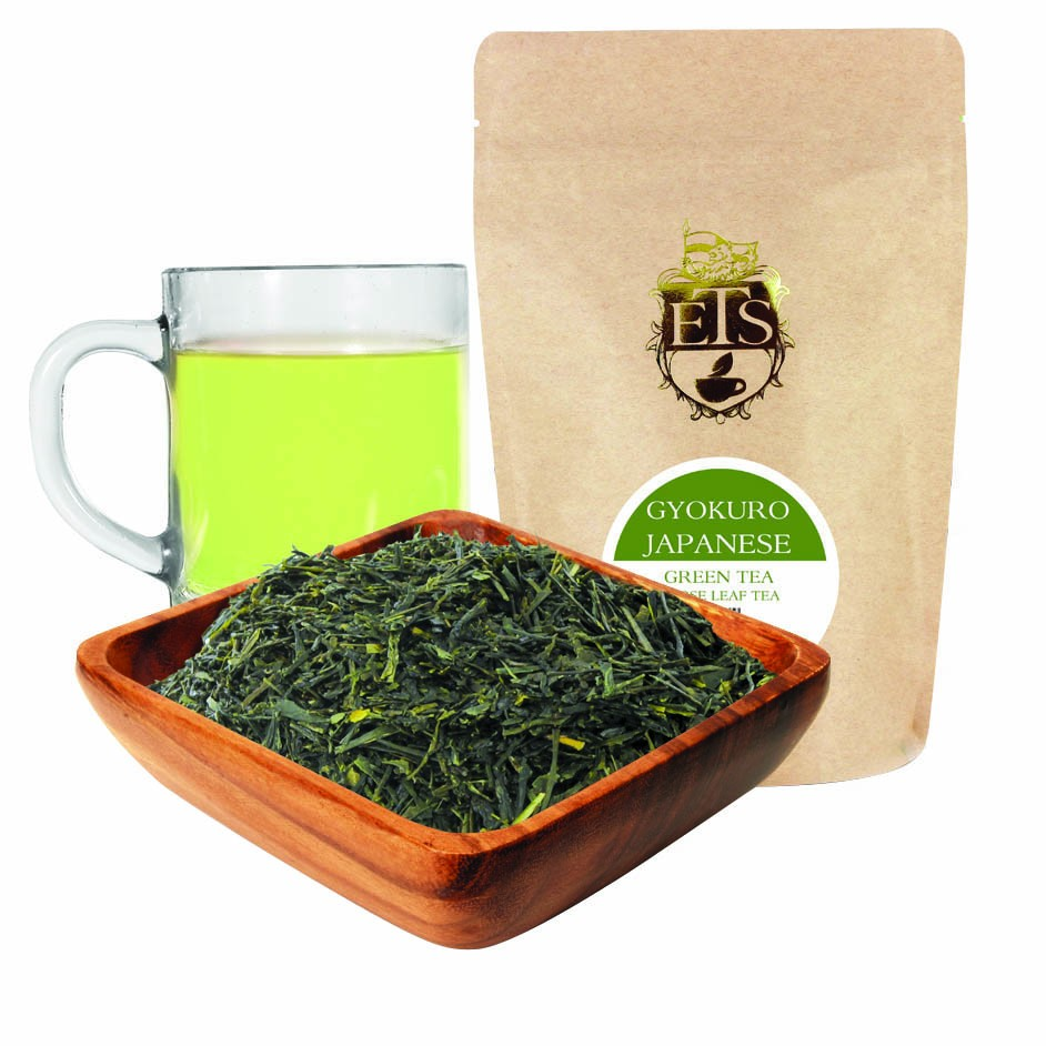 tolsll grngkj  00 new gyokuro japanese green loose leaf tea 1 Discover All About Japanese Green Teas, Its History and Health Benefits