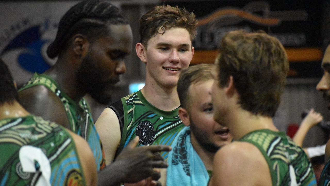 Two Metre Tall Teenager Goes Against Mackay's Best photo