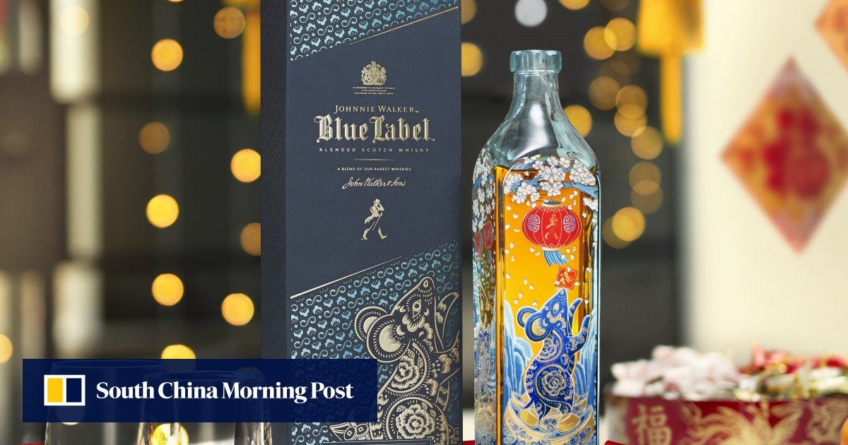 Celebrate 2020 With Auspicious Johnnie Walker Limited Edition Gift Sets photo