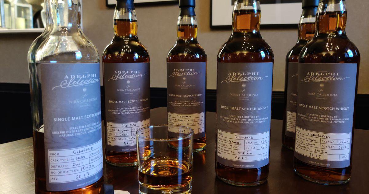 Luxury Edinburgh Hotel Offers Rare Dram Of Whisky Sold Nowhere Else In The World photo