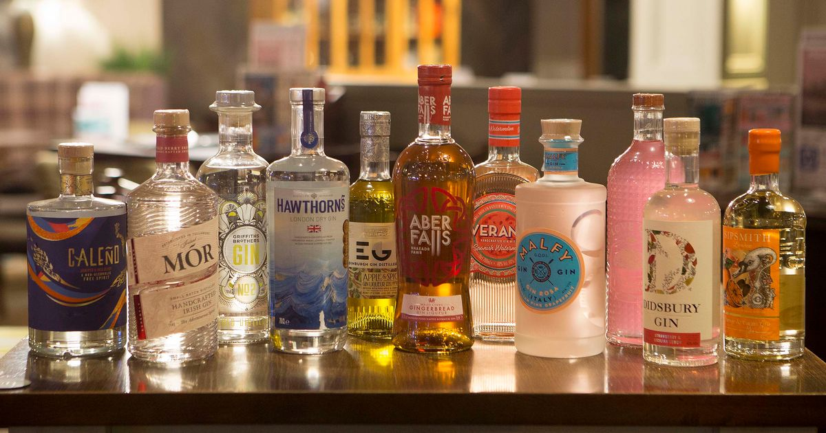 Gin Festival Will Offer 14 Varieties Over 17 Days photo