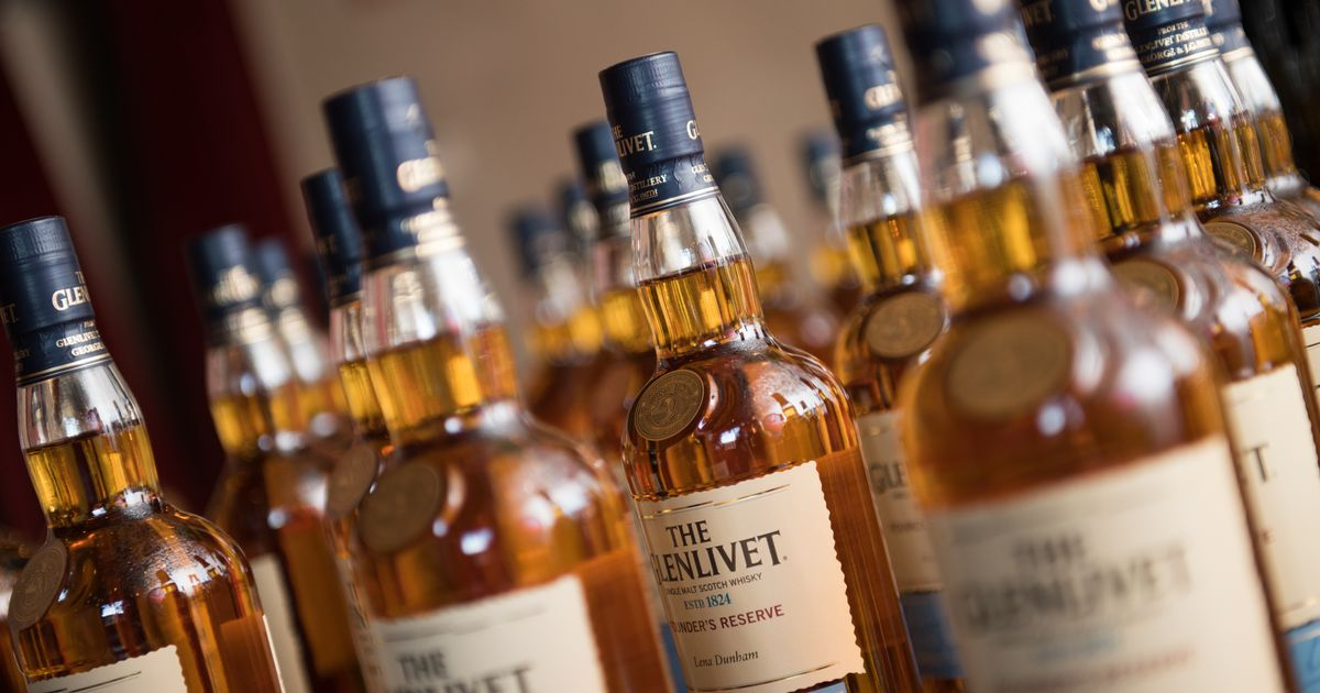 Scotch Brands Boost French Drinks Giant photo