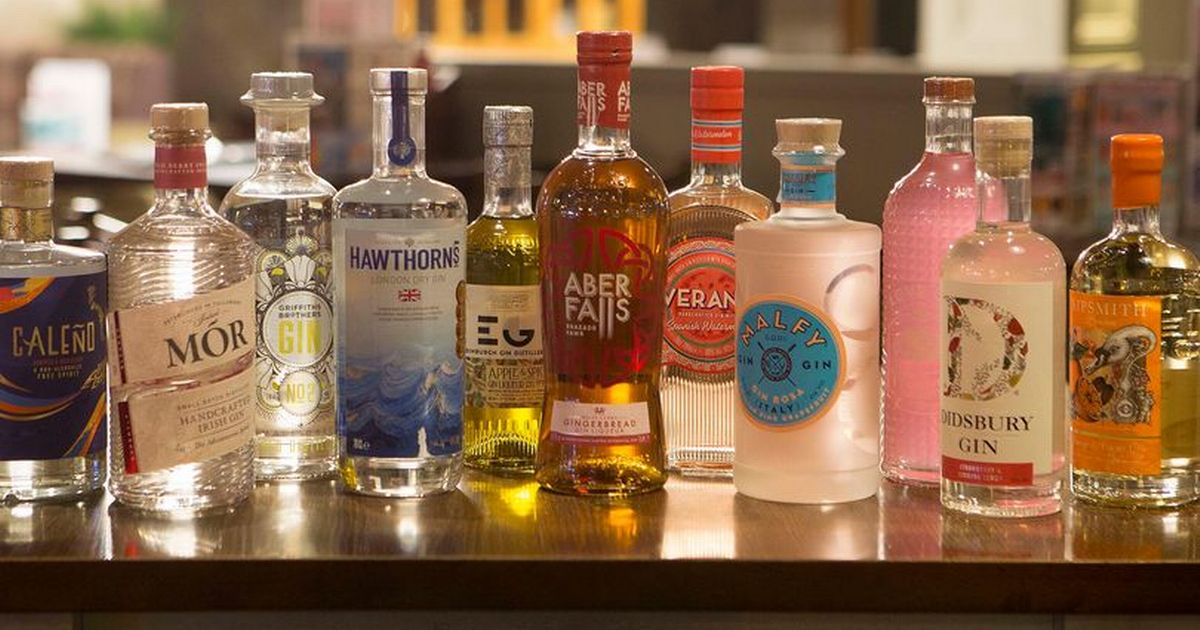 Wetherspoons Is Holding A Gin Festival For 17 Straight Days photo