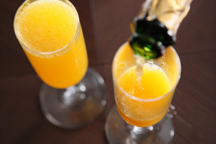 Bottomless Mimosas with Brunch photo