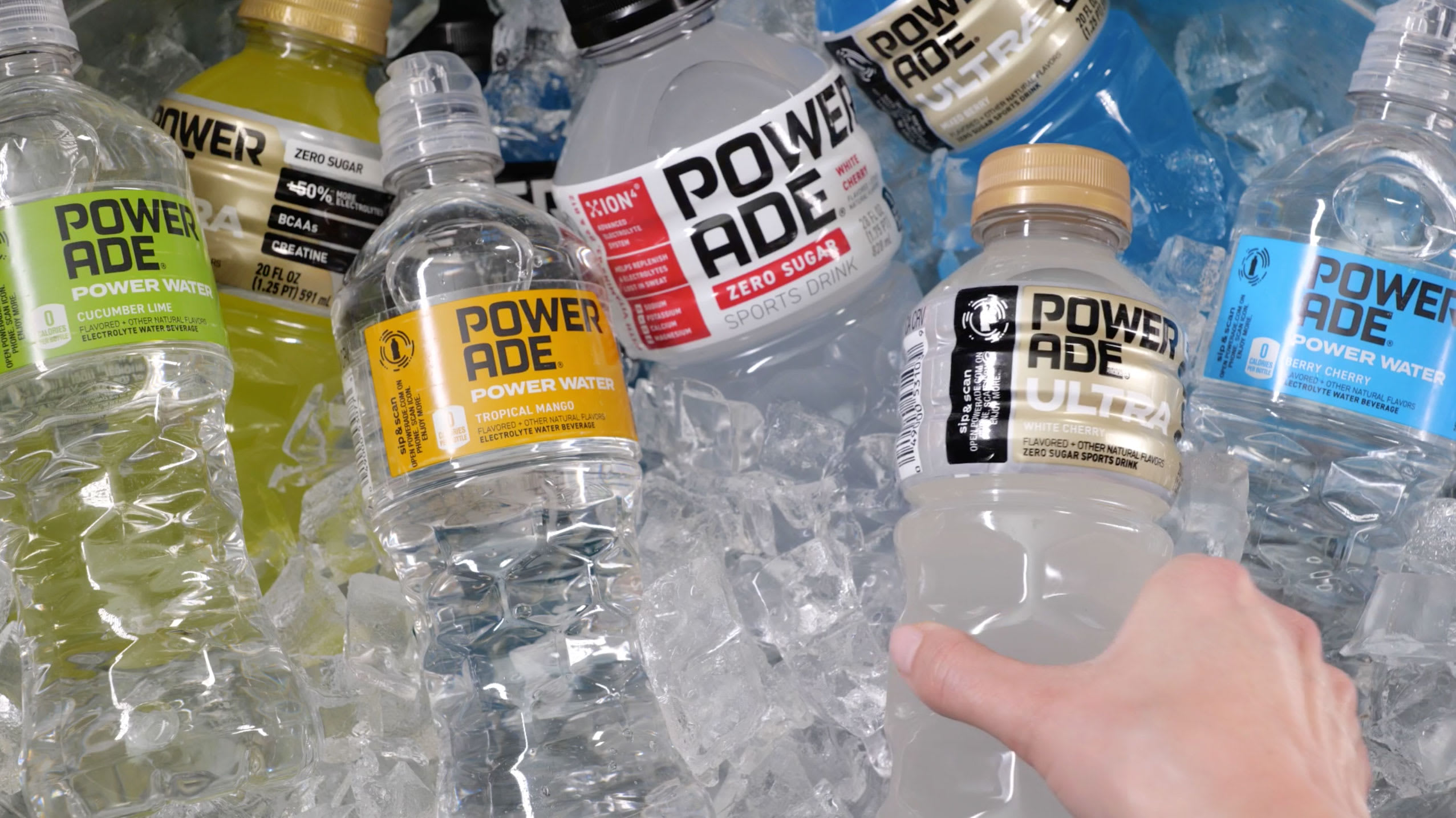 Gatorade Is A Super Bowl Icon, But At Stores, Sports Drinks Are Fighting For Growth photo