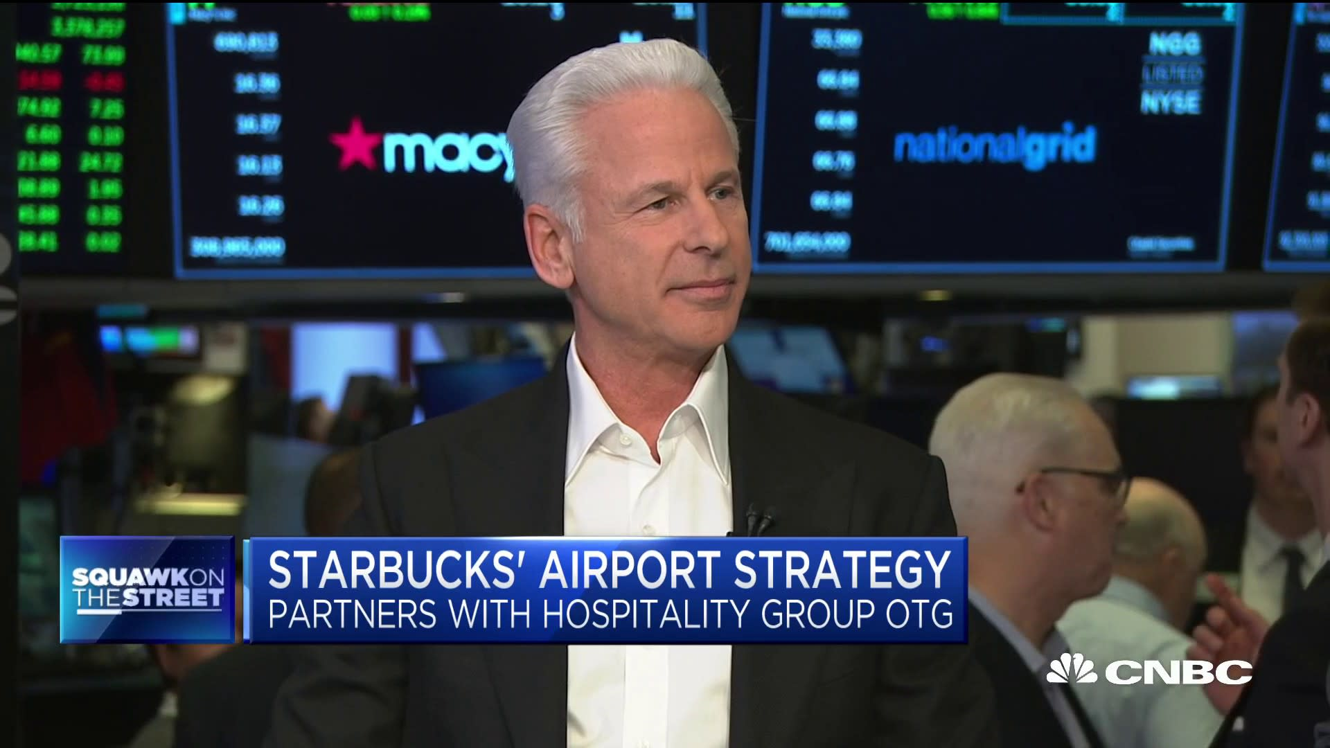 Hospitality Group Otg Ceo On Partnering With Starbucks To Improve Airport Experience photo