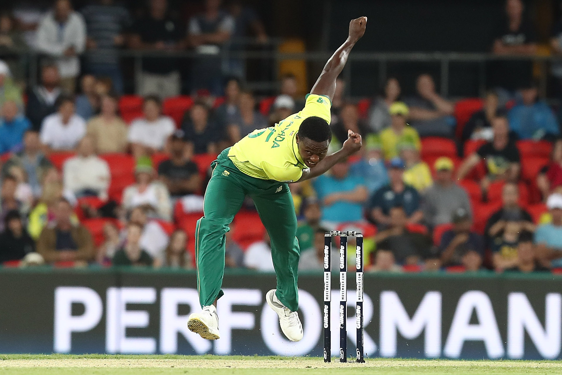 Rabada Backed To Control His Aggression Against Australia photo