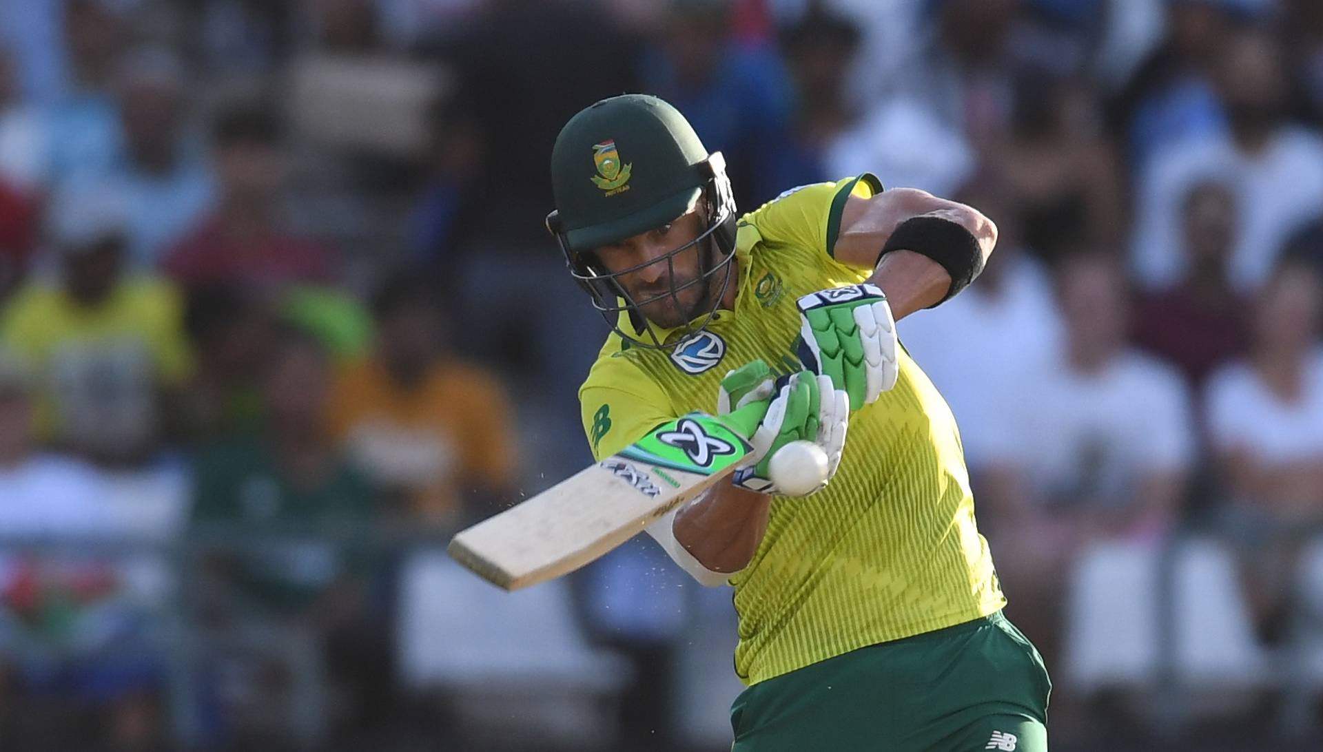 Proteas: Faf Du Plessis Still Has A Lot To Offer photo