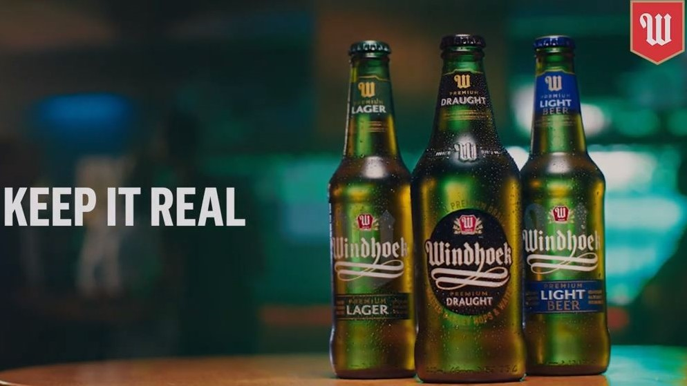 Windhoek Beer Partners With Gerard Butler For Its 'keep It Real' Campaign photo