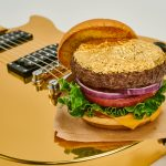 Tuck Into The World's First Edible 24-Karat Gold Leaf Steak Burger At Your Local Hard Rock Cafe photo