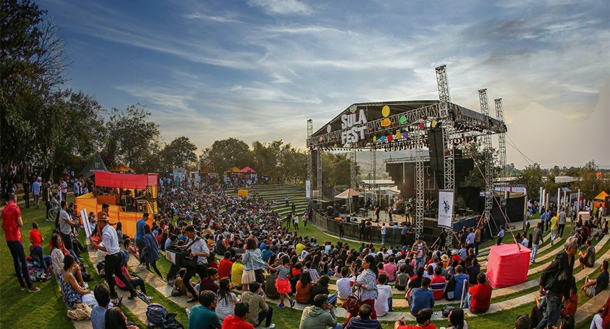 Sulafest 2020 Marked Two-decade Anniversary Of Sula Vineyards photo