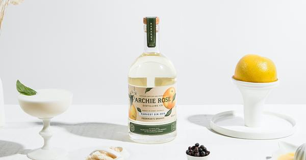 Archie Rose To Release Inaugural Harvest Gin 2019 photo