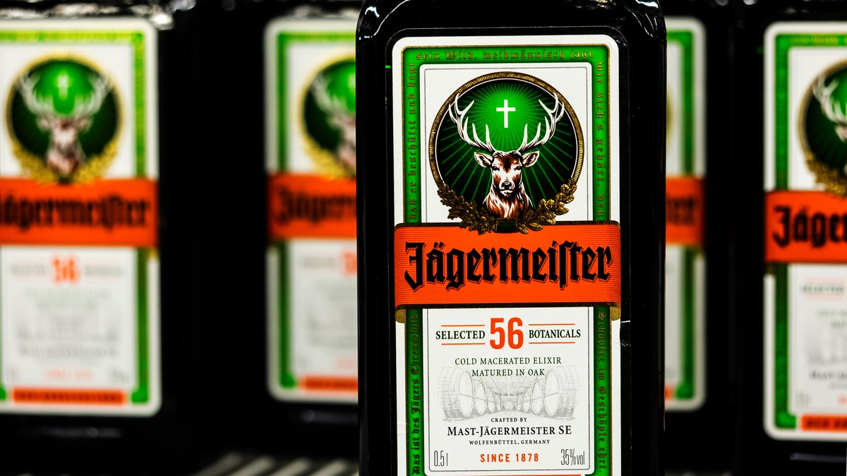 Court Rules That Jägermeister's Logo Isn't Offensive To Christians photo