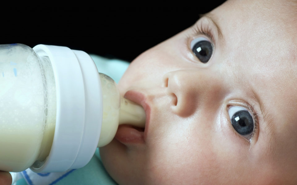 Baby Formula: 'double The Sugar Per Serving Than A Glass Of Soda' photo