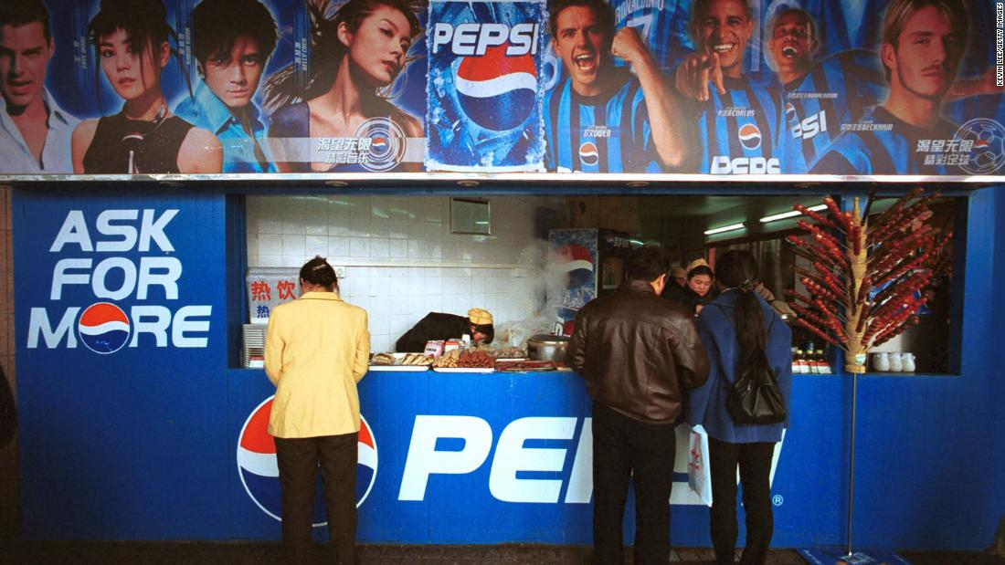 Pepsi Is Buying A Major Chinese Snack Retailer For $705 Million photo
