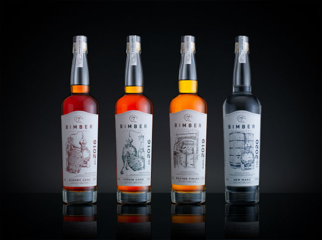 Bimber Distillery Releases Limited Edition Bottlings photo
