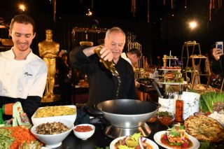 Oscars Party Menu To Be Almost Entirely Vegan photo