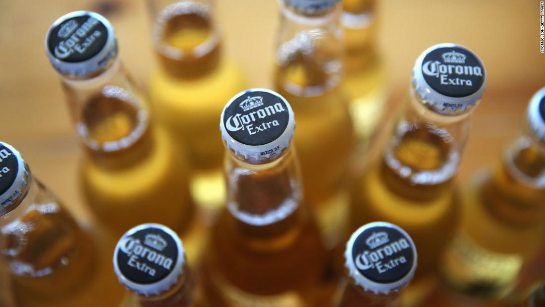 The Spread Of The Coronavirus Couldn't Have Come At A Worse Time For Corona Beer photo