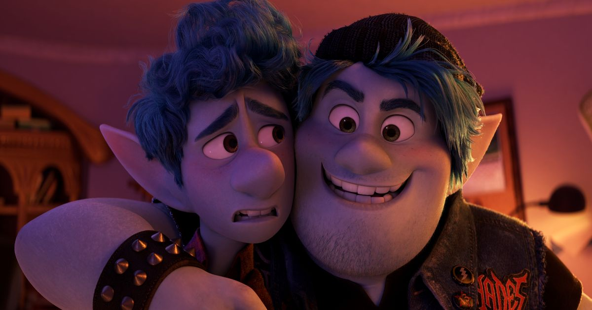First Reactions To 'onward': Emotional And Sweet, But Missing Some Pixar Magic photo