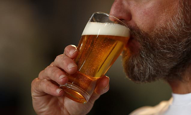 Ten Per Cent Of Adults In The Uk Drink Alcohol To Cope With Loneliness photo
